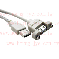 USB2.0 Type A Male / Female
