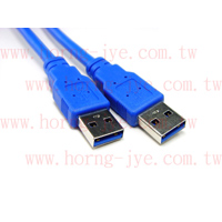 USB3.0 Type A Male / A Male